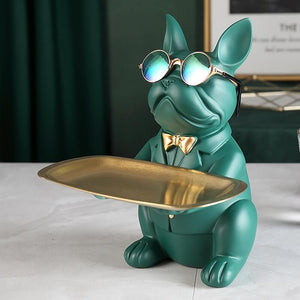 Cool Bulldog Table Decoration