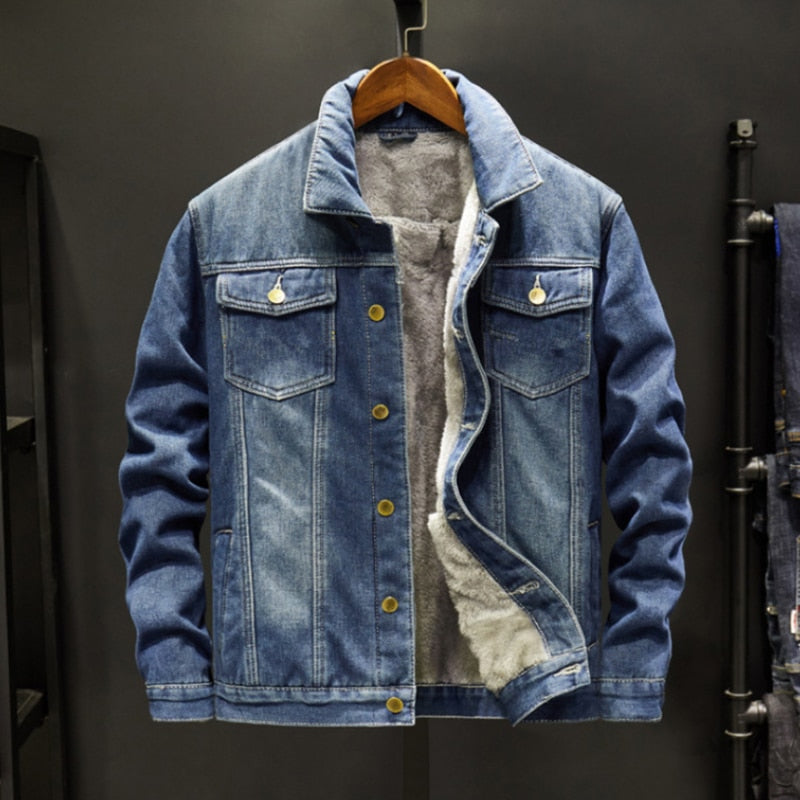 """The Trucker"" Denim Jacket"