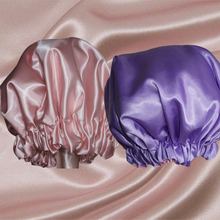 Load image into Gallery viewer, Satin Bonnets- Two Color Option