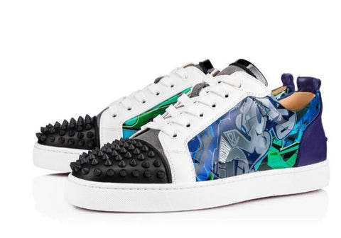 Christian Louboutin Graffiti Trainers