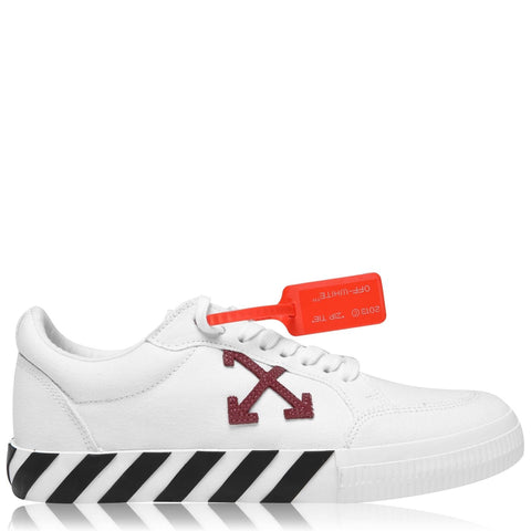 Off White Vulcan Low Trainers