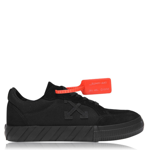 Off White Low Vulcan Trainers