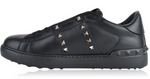 VALENTINO Open Rockstud Trainers