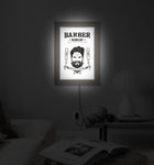 BARBER Quadro luminoso - laserdesignstudio