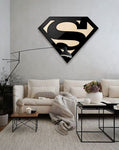 SUPERMAN - laserdesignstudio