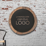 WOOD SIGN - laserdesignstudio