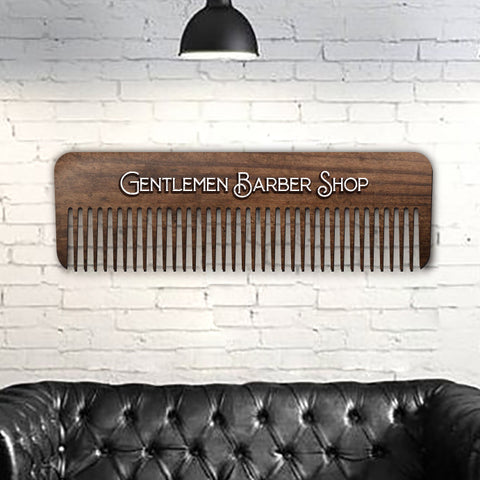 PETTINE BARBER SHOP - laserdesignstudio