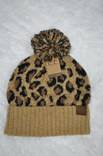 Load image into Gallery viewer, C.C Leopard Beanie