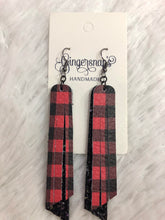 Load image into Gallery viewer, Buffalo Plaid Gingersnaps