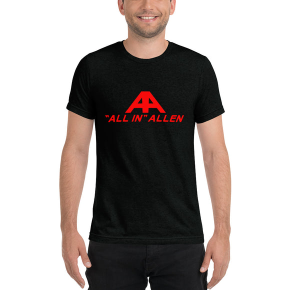 "AIA ""All In Allen"" Black & White Shirt"