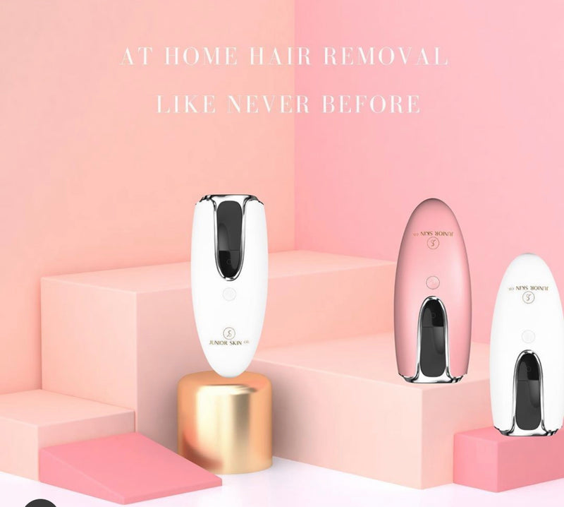 Junior Skin Co. IPL Hair Removal Device