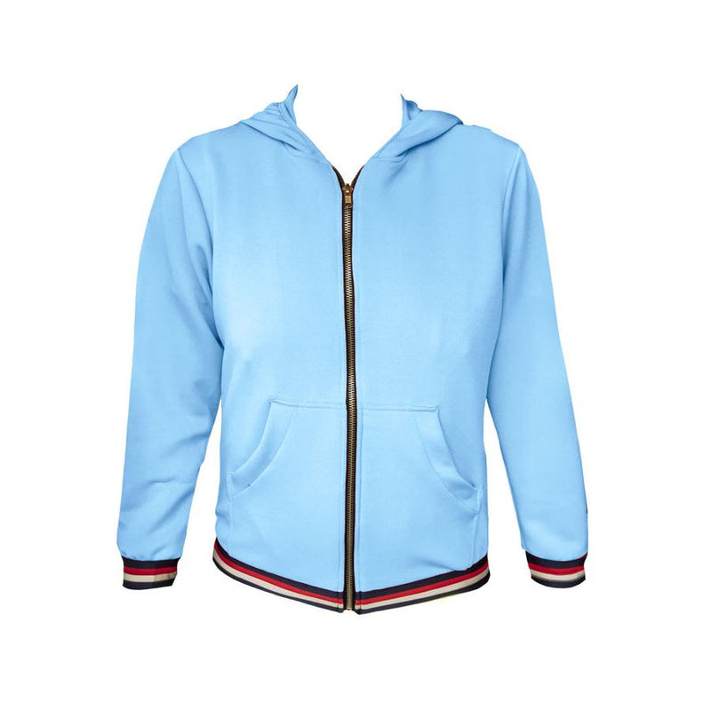 WJ Maureen Jacket - LT Blue
