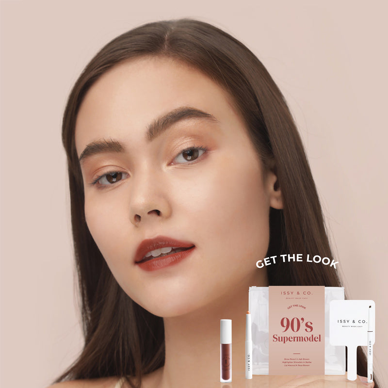 Issy Get the look Kit - 90s Supermodel