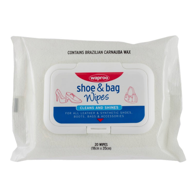Waproo Shoes & Bag Wipes
