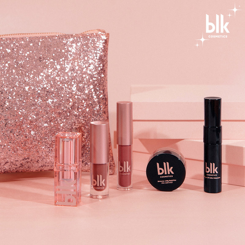 BLK Cosmetics Little Luxuries Holiday Sparkle Gift Set