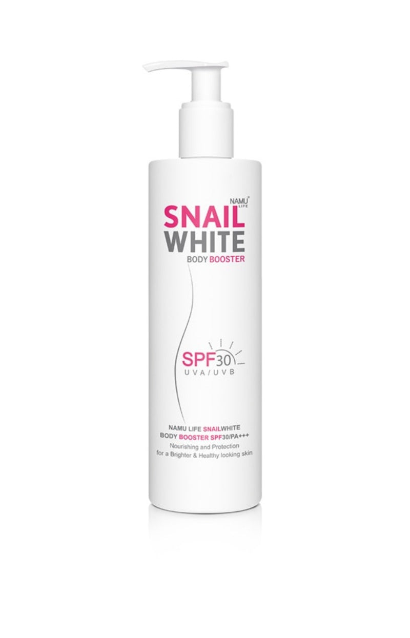 SNAILWHITE BODY BOOSTER LOTION 350ml