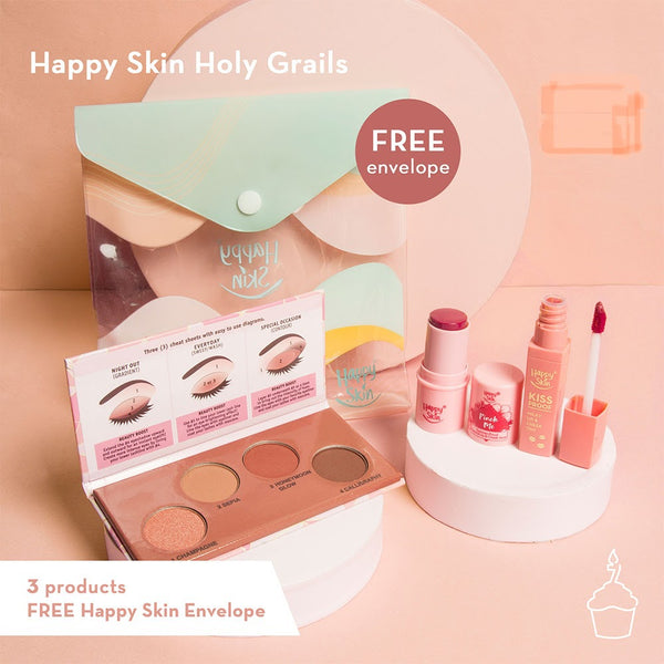 Happy Skin Holy Grails