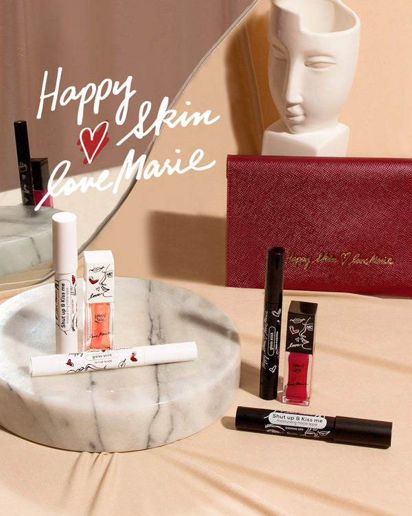 Happy Skin X Love Marie Limited Edition Full Lippie Set
