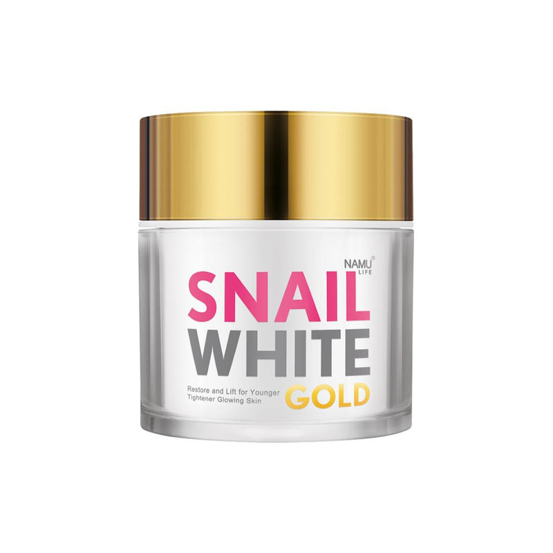 SNAILWHITE - GOLD Moisture Facial Cream