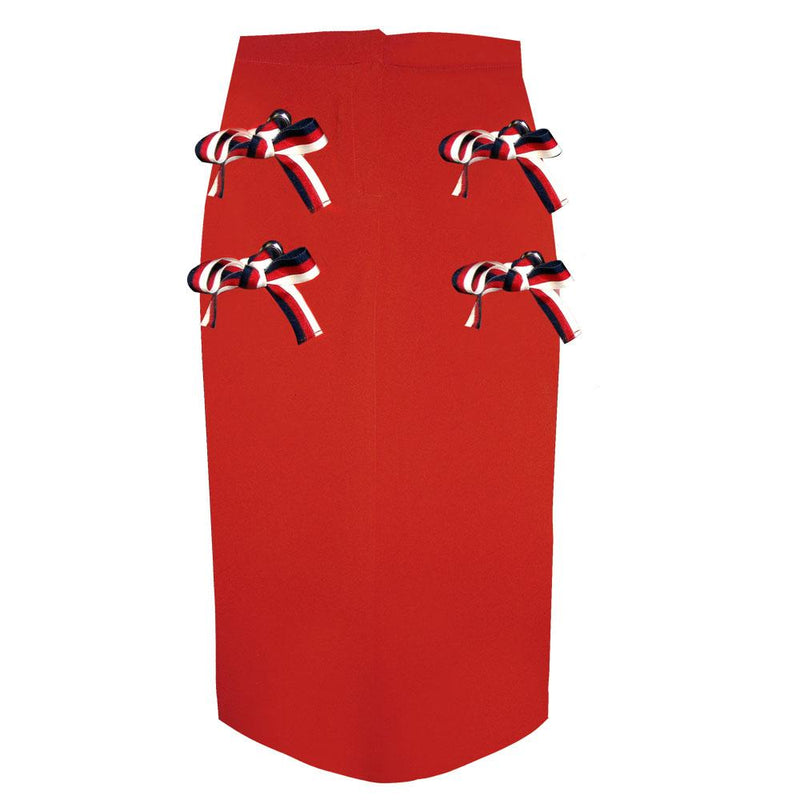 WS DANI SKIRT- RED