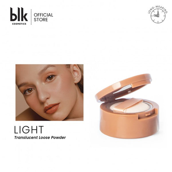 blk cosmetics Universal Translucent Loose Powder (Light)