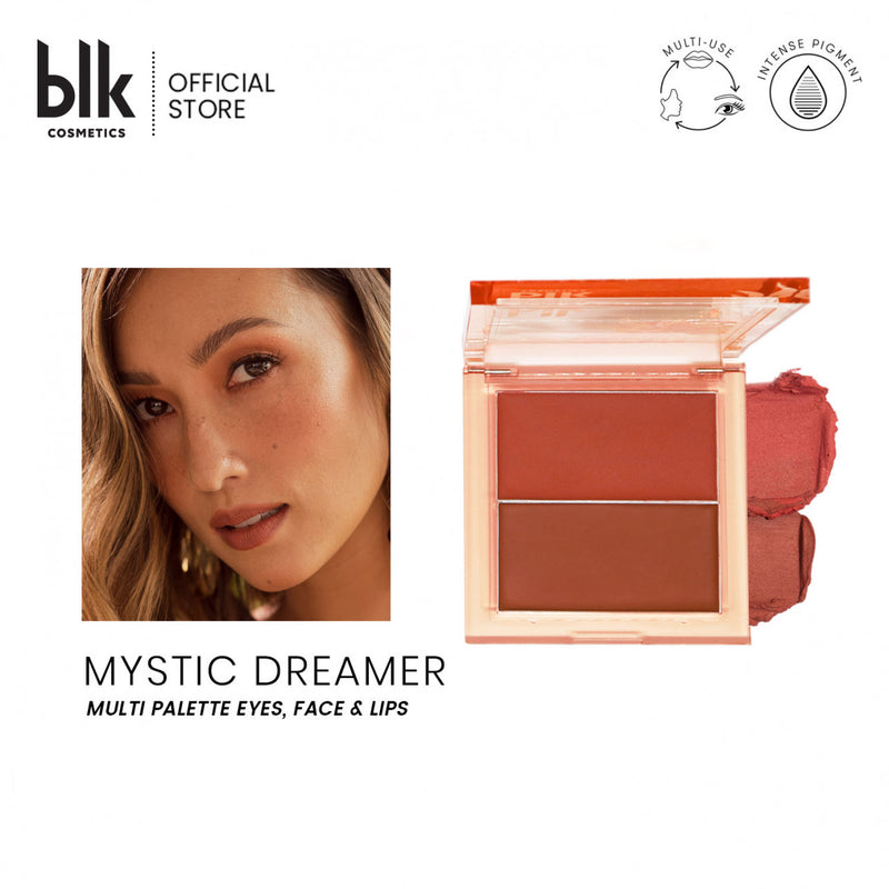 Blk Cosmetics X Solenn Full Set with Acrylic Tray