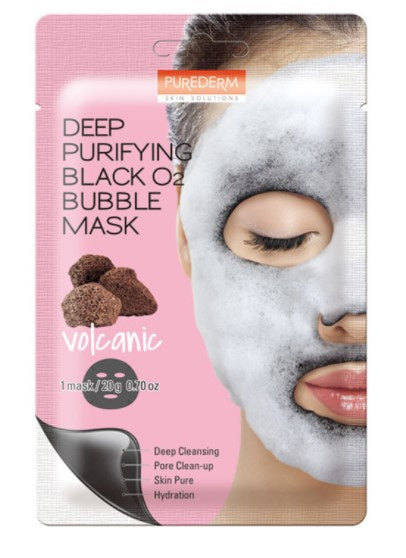 Purederm Deep Purifying Volcanic Mask