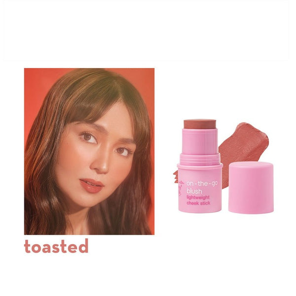 GHS ON THE GO BLUSH CHEEKSTICK-TOASTED