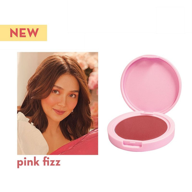 Generation Happy Skin On-The-Go Longwear Cream Blush in Pink Fizz
