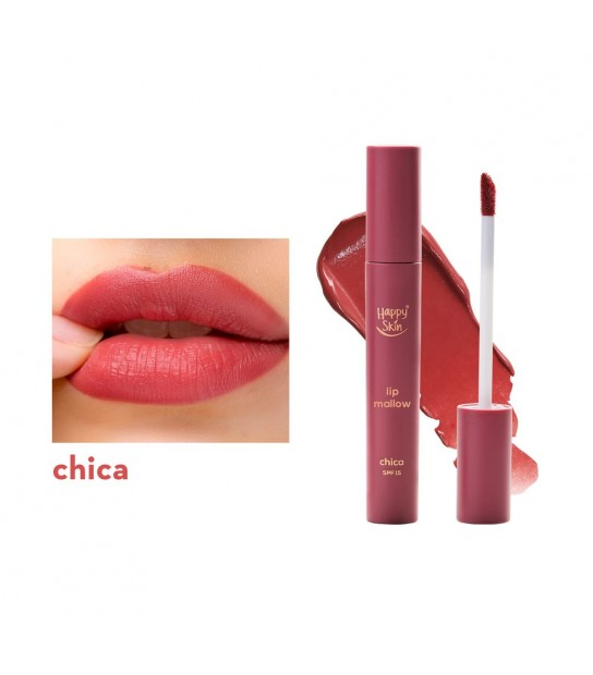 HAPPY SKIN LIP MALLOW MOUSSE - CHICA