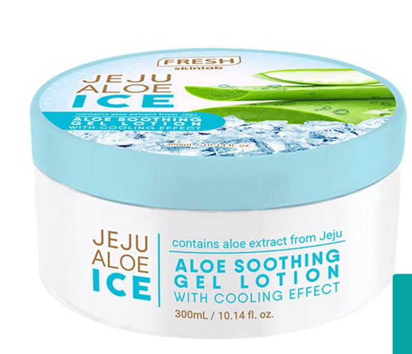 FRESH JEJU ALOE LOTION