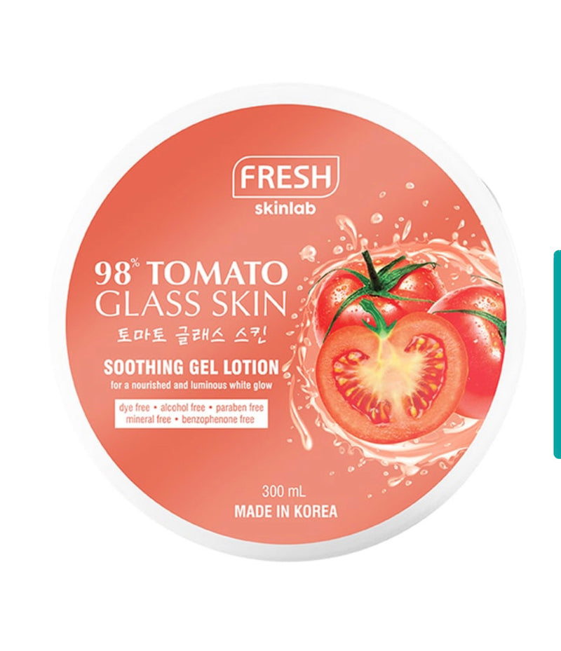 FRESH PH TOMATO GLASS SKIN SOOTHING LOTION