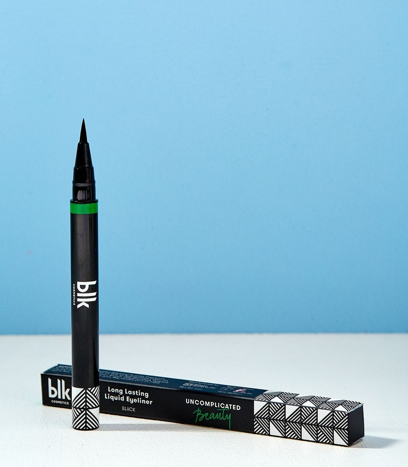 blk cosmetics Long-lasting Liquid Eyeliner (Black)