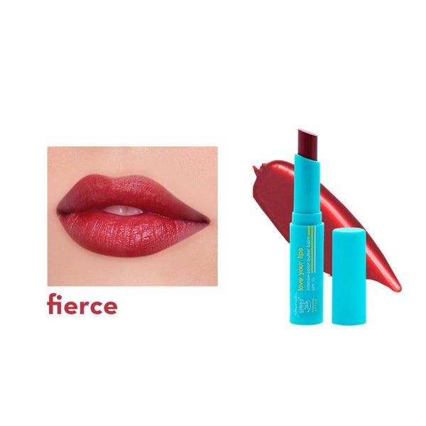 GHS ACTIVE LOVE YOUR LIPS INTENSE COLOR BALM-FIERCE