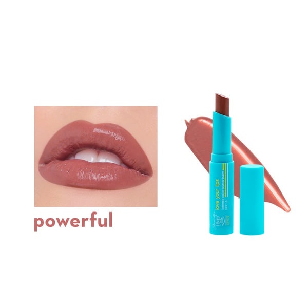 GHS ACTIVE LOVE YOUR LIPS INTENSE COLOR BALM-POWERFUL