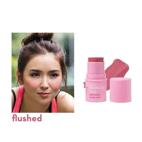 GHS ON THE GO BLUSH CHEEKSTICK-FLUSHED