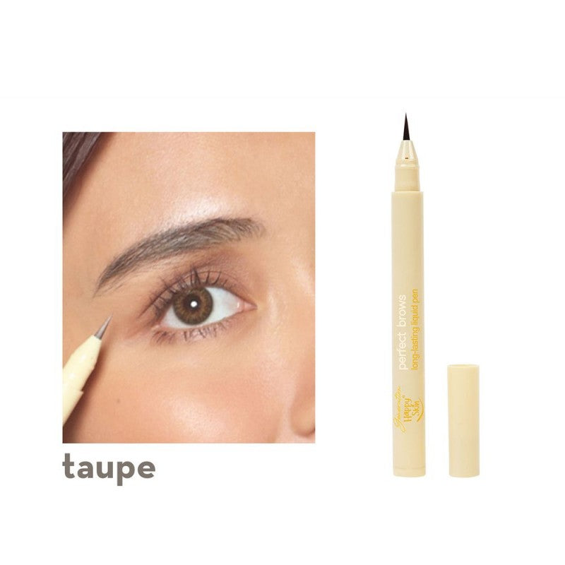 GENERATION HAPPY SKIN PERFECT BROWS LONG-LASTING LIQUID PEN TAUPE