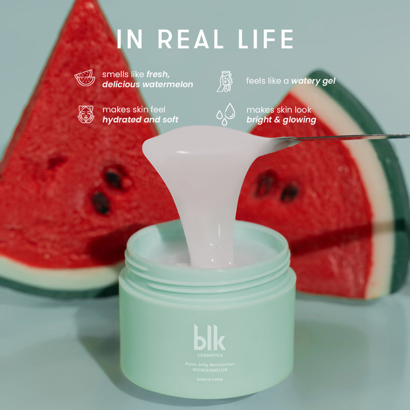 Blk Cosmetics Fresh Aqua Jelly Moisturizer Wondermelon