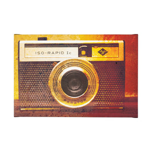 "Vintage Camera Artwork II (45"" x 30"")"