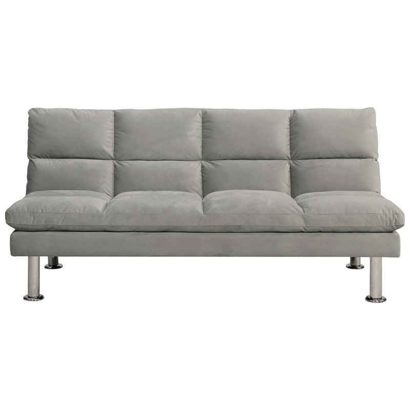 Echo Convertible Sofa - Grey