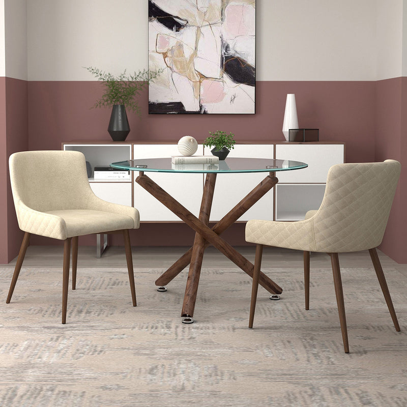 Radley/Balin 3pc Dining Set