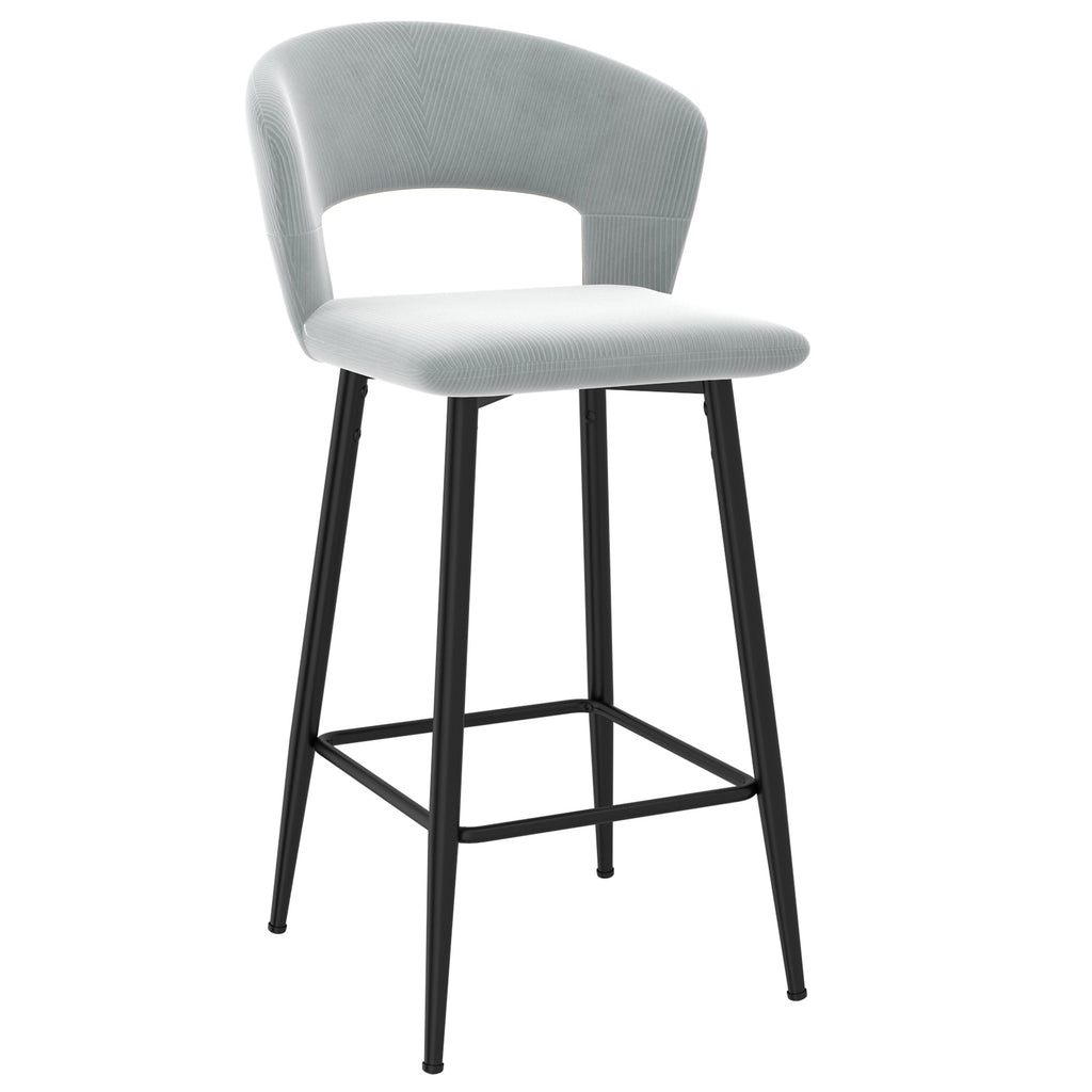 "Calder 26"" Counter Stool, Set of 2"