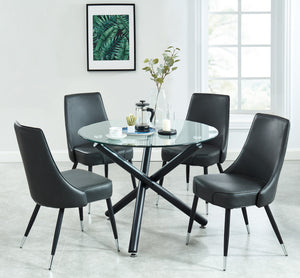 Sadi/Sadler 5pc Dining Set