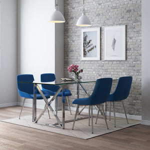 Laina/Clena 5pc Dining Set