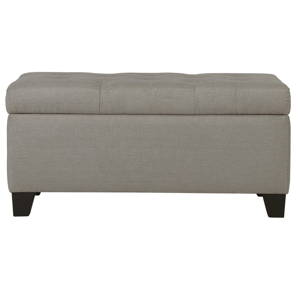 Walker Rectangular Storage Ottoman