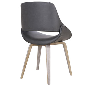 Saber Accent/Dining Chair - Charcoal