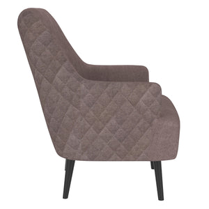 Naila Accent Chair - Grey
