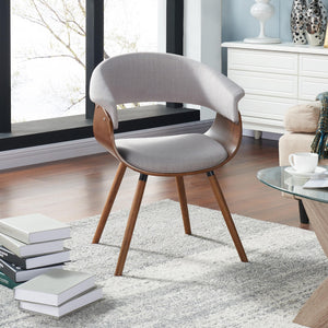 Harper Accent/Dining Chair - Light Grey