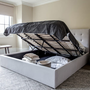 January Storage Bed