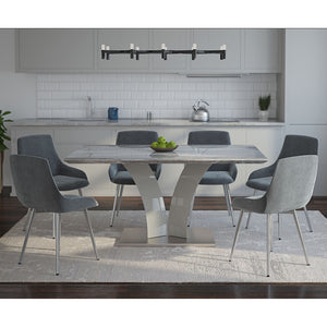 Naja/Clena 7pc Dining Set